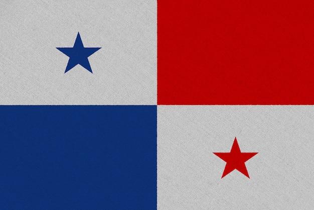 Panama stoffen vlag