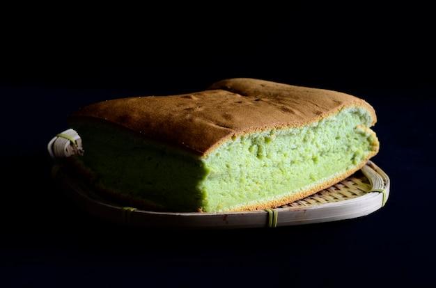 Pandanus biscuit