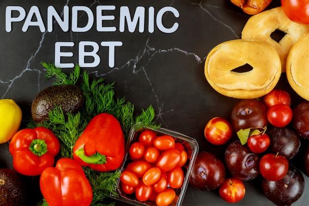 Pandemische ebt-hulp aan familie tijdens gesloten school.