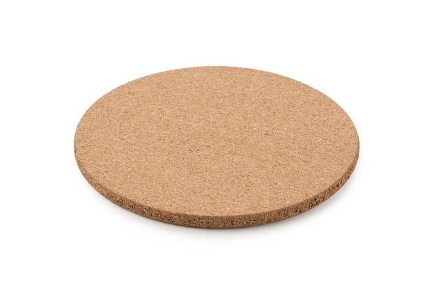 Pannenlap of hete mat geïsoleerd op een witte achtergrond