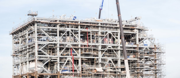 Panorama gasfabriek