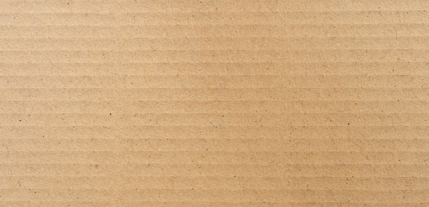 Panorama van pakpapier textureand achtergrond en textuur met exemplaarruimte