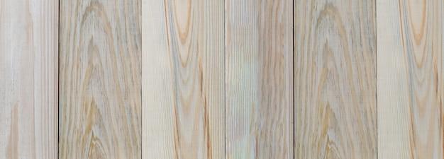 Panorama vintage houten planken van plank achtergrond voor ontwerp in uw werk achtergrond concept.