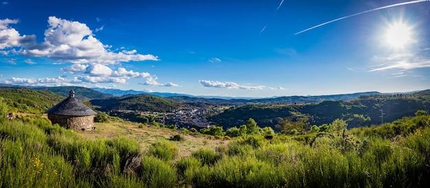 Panoramica montañas