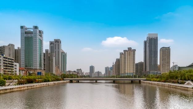 Panoramisch beeld van china nanchang