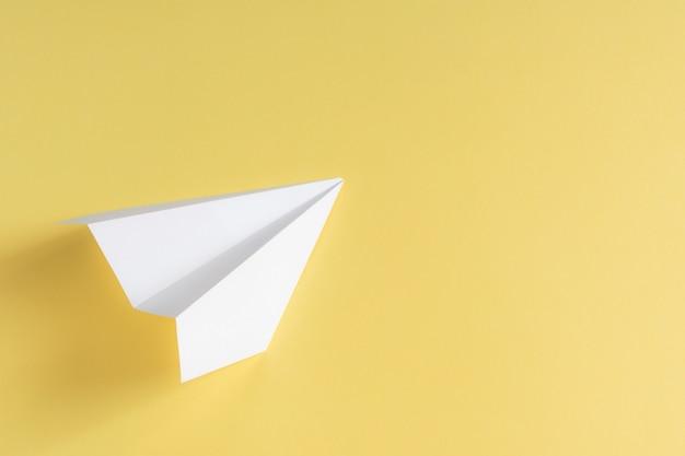 Paper plane rendering