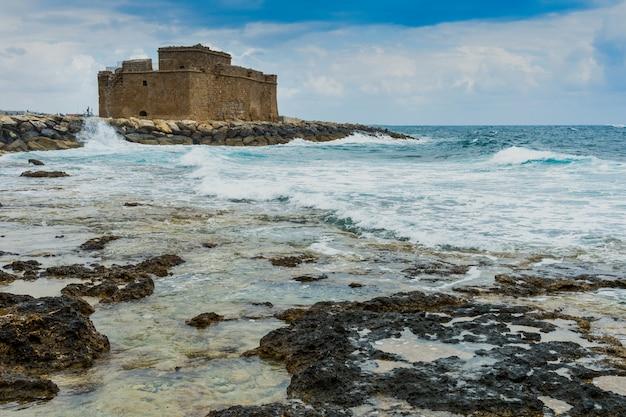 Paphos middeleeuws fort