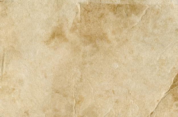 Papier oude vintage achtergrond. oud papier textuur.