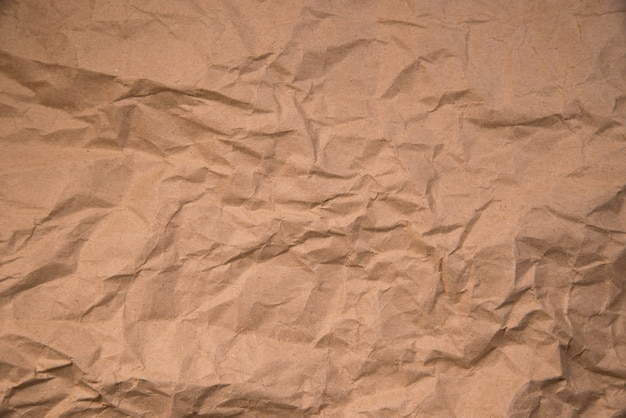 Papier textuur. bruin papier blad.