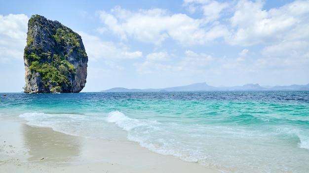 Paradijseiland in andaman thailand