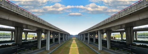 Parallel bruggen