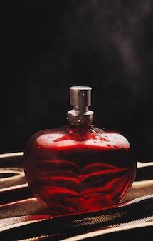 Parfum spuiten