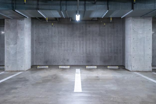 Parkeergarage ondergronds
