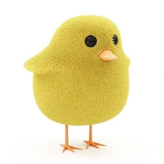 Pasen kleine kip