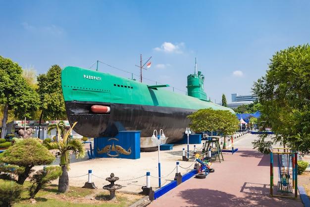 Pasopati onderzeeër monument