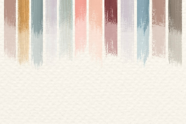 Pastel acryl abstracte achtergrond vector
