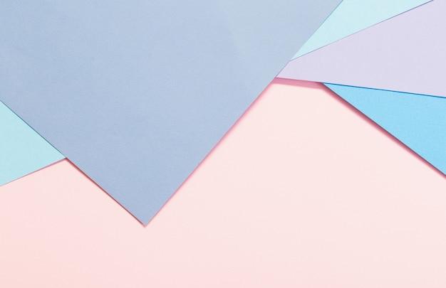 Pastel kleur papier achtergrond