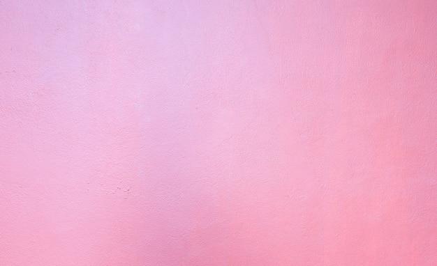 Pastel roze betonnen wand