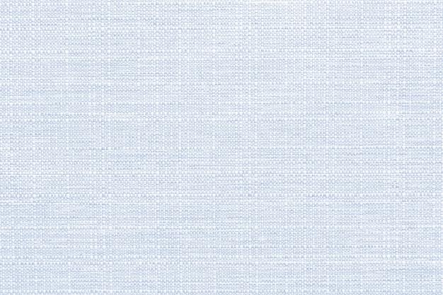 Pastelblauw linnen textiel getextureerde achtergrond