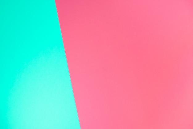 Pastelkleur papier geometrische achtergrond