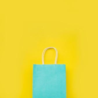 Pastelkleur papieren zak