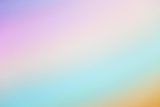 Pasteltint paars roze blauw kleurverloop onscherpe abstracte foto vloeiende lijnen kleur