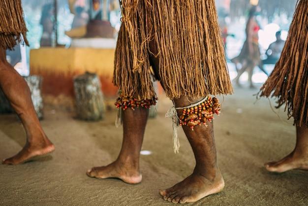 Pataxo-indiaan in het zuiden van bahia