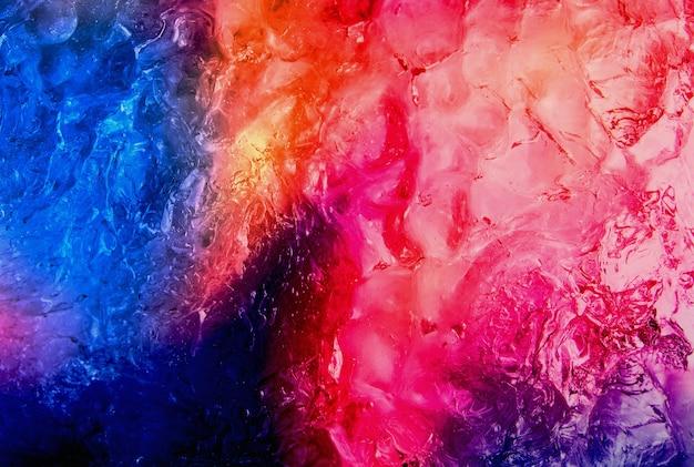 Patroon textuur van kleurrijke aluin achtergrond.