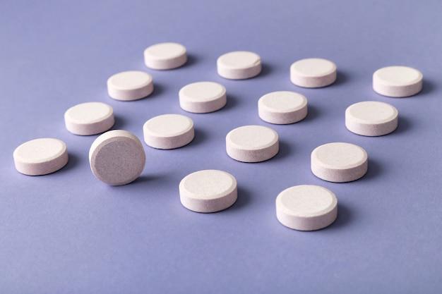 Patroon van pillen