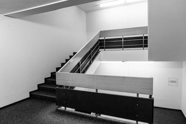 Patroon van vierkante trap
