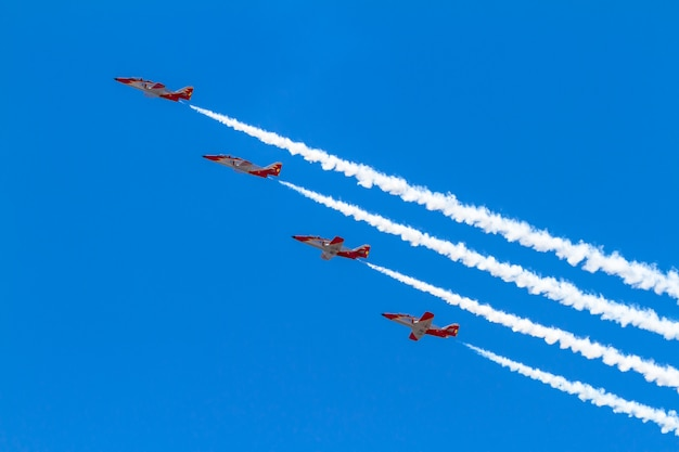 Patrulla aguila luchtshow