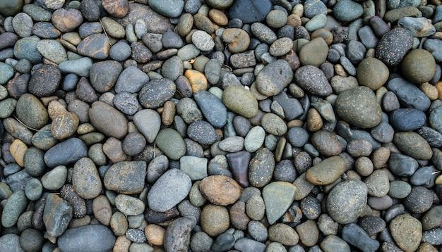 Pebbles stenen achtergrond