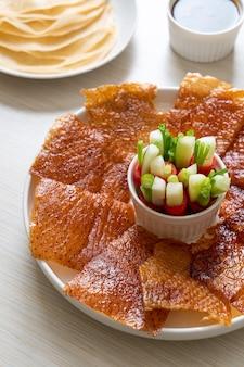 Pekingeend - chinees eten