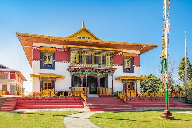 Pemayangtse-klooster, pelling