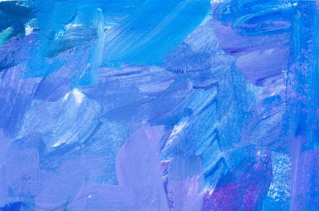 Penseelstreken van verf. moderne kunst. abstracte kunst achtergrond.