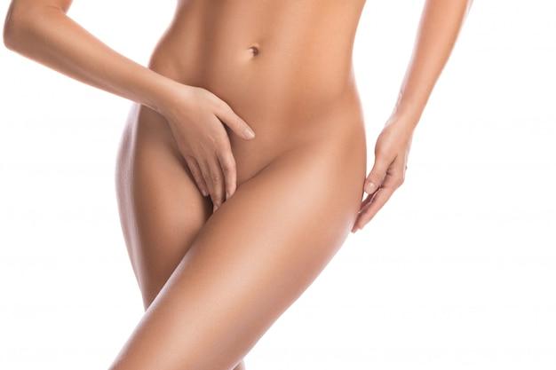 Perfect vrouwelijk lichaam