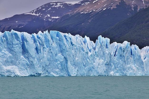 Perito moreno-gletsjer dichtbij el calafate