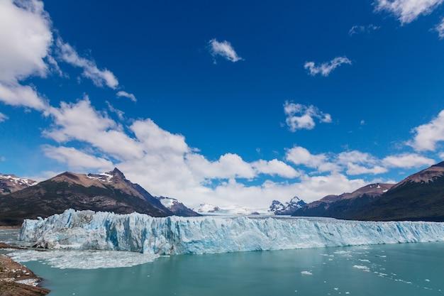 Perito moreno-gletsjer in argentinië