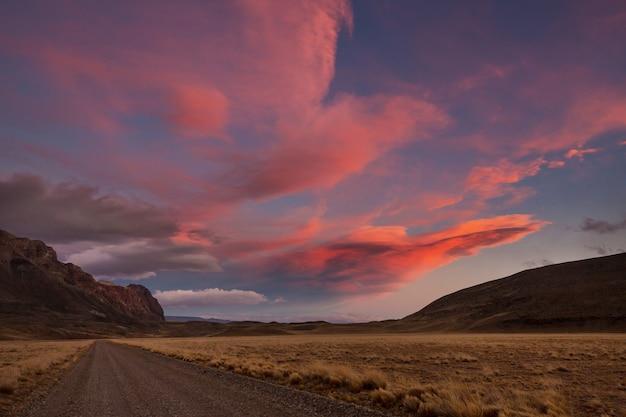 Perito moreno national park, patagonië, argentinië