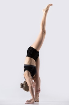 Permanent split pose
