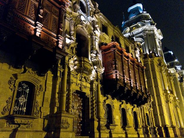 Peru lima latijns-amerika