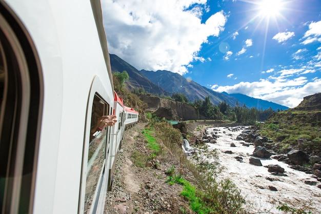Peru rail van cuzco naar machu picchu (peru)