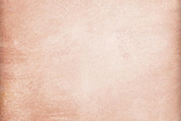 Perzik acryl gladde textuur vector