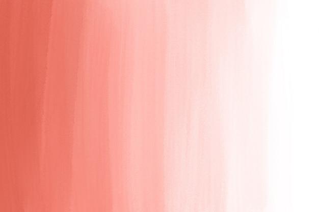 Perzik aquarel textuur met witte achtergrond