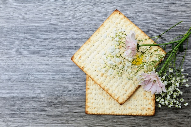 Pesach matzoh joods paasbrood