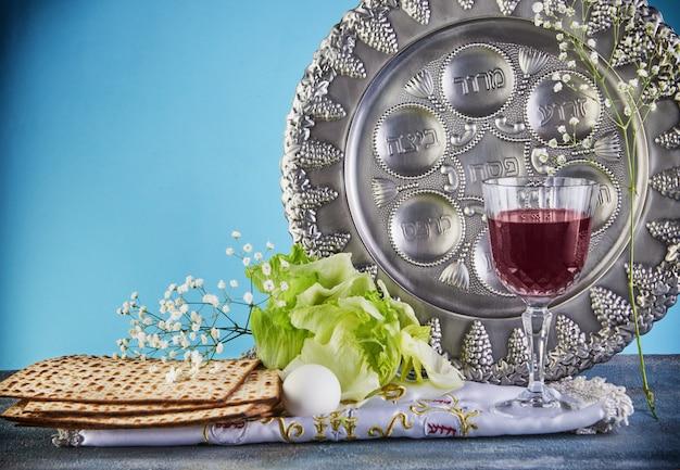Pesah viering concept - joodse pascha vakantie