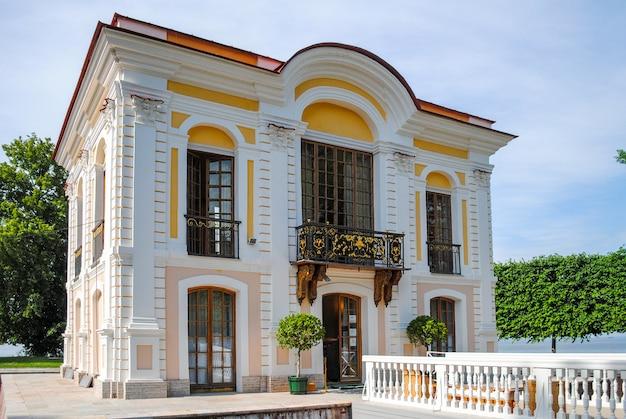 Peterhof ontving bezoekers na restauratie van vele exposities.