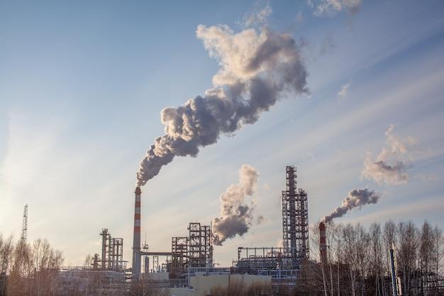 Petrochemische industriële fabriek van zware industrie