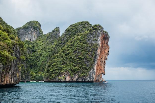 Phi phi-eiland, thailand