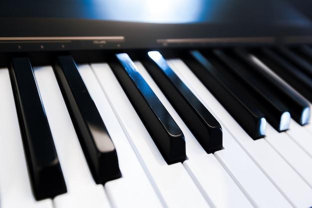 Piano en pianotoetsenbord
